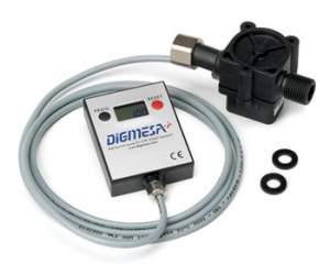 Kända Digital vattenmätare | Team Vending Support WF-97